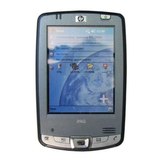 HP IPAQ HX 2110 GPS
