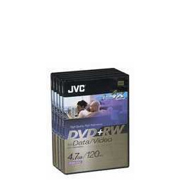 JVC DVD-RW 4.7GB Reviews
