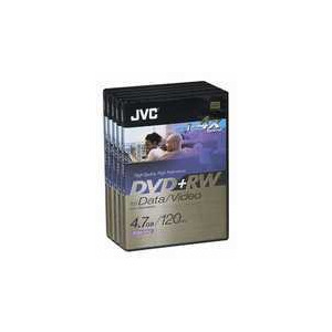 Photo of JVC DVD-RW 4.7GB DVD RW
