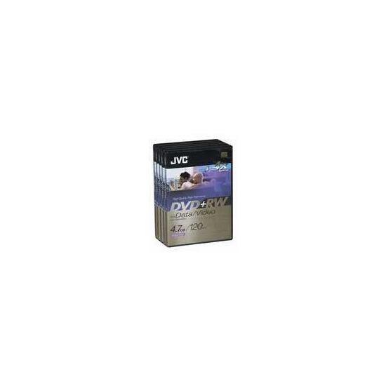 JVC DVD-RW 4.7GB