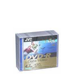 JVC DVD-R 4.7GB Reviews