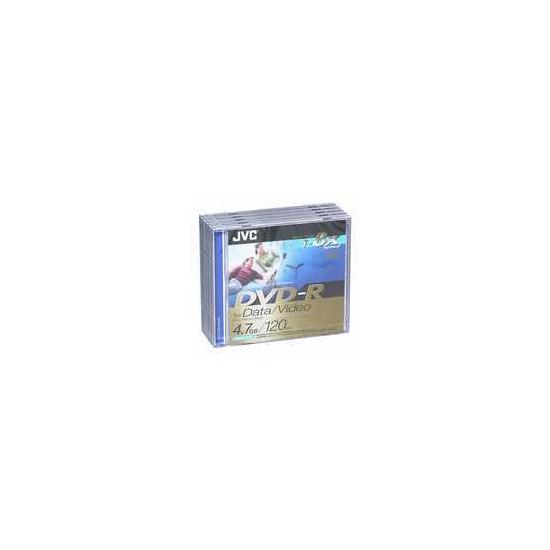 JVC DVD-R 4.7GB