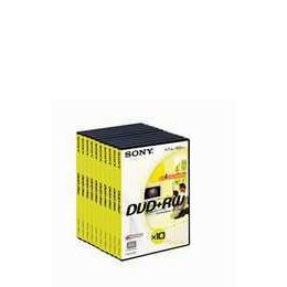 Sony DVD+RW 4.7GB DPW120 Reviews