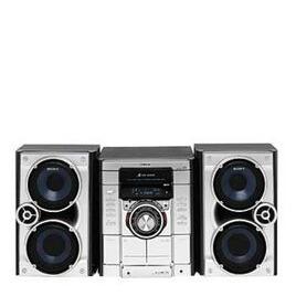 Sony MHC-RG270 Silver Reviews