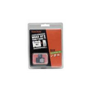 Photo of Sandisk 8GB M2 Memory Card