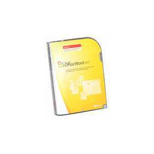 Photo of MICROSOFT WORD07 UP g CDR Software
