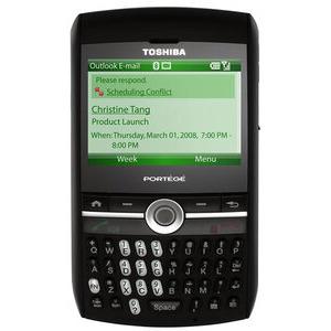 Photo of Toshiba G710 Portege Mobile Phone