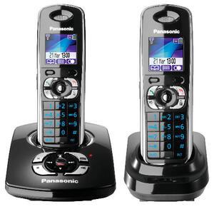 Photo of Panasonic KXTG8322E B Twin Landline Phone