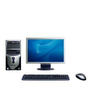 Photo of EI Systems 401 Desktop Computer