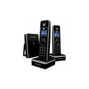 Photo of Motorola 802 Black 2PK Landline Phone