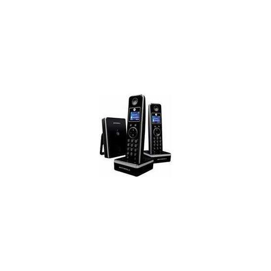 Motorola 802 Black 2PK
