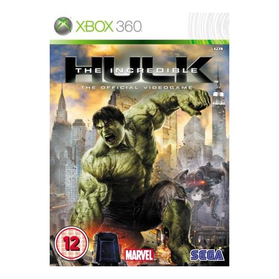 The Incredible Hulk Xbox360