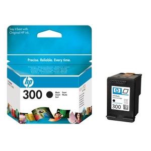 Photo of Hewlett Packard 300 - Black Ink Cartridge