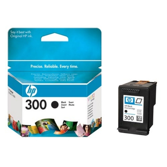 Hewlett Packard 300 - Black