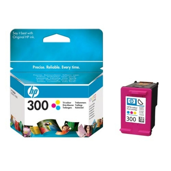 Hewlett Packard 300 Tri Colour