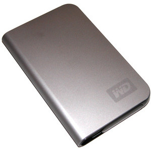 Photo of Western Digital Passport Elite 320GB External Hard Drive