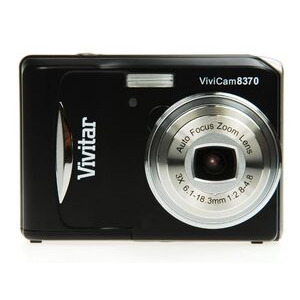 Photo of Vivitar Vivicam 8370 Digital Camera