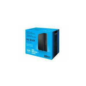 Photo of Western Digital My Book Home Edition 500GB 3.5 Inch External Hard Drive