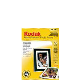Kodak A4 Ultra Premium Glossy Photo Paper - 50 Sheets Reviews