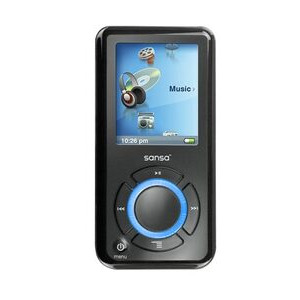 Photo of Sandisk Sansa E260 4GB MP3 Player