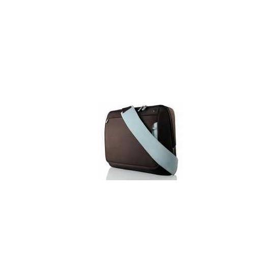 "Belkin Chocolate & Tourmaline 17"" Laptop Bag"