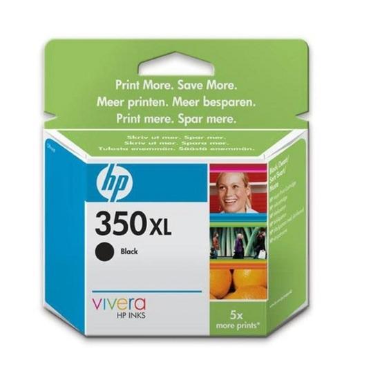 HEWLETPACK HP350XL BLK INK