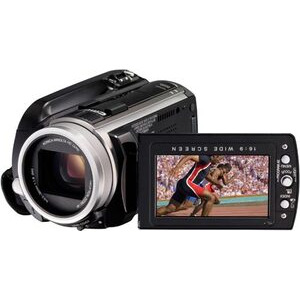 Photo of JVC GZ-HD10 Camcorder