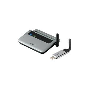 Photo of BELKIN WLESS USB HUB USB Hub