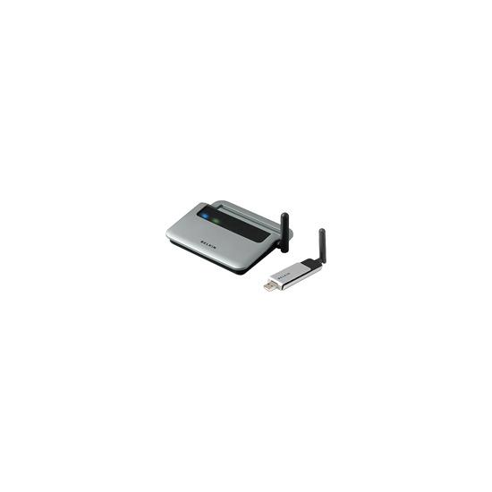 BELKIN WLESS USB HUB