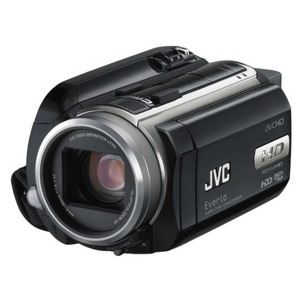Photo of JVC Everio GZ-HD40 Camcorder