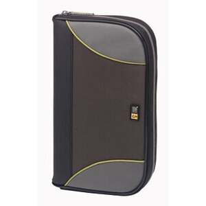 Photo of Case Logic Black CD and DVD Wallet 72 Disc Capacity CD and DVD Storage
