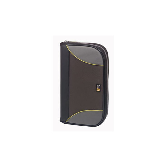 Case Logic Black CD and DVD Wallet 72 Disc Capacity