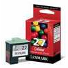 Photo of Lexmark #27COL Cartridge Ink Cartridge