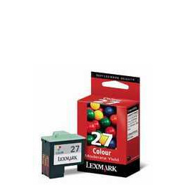 Lexmark #27Col Cartridge Reviews