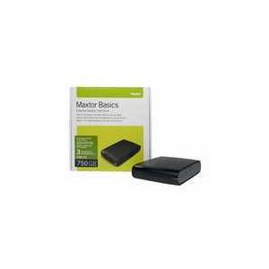 Photo of MAXTOR 750GB USB EXT H/D Hard Drive