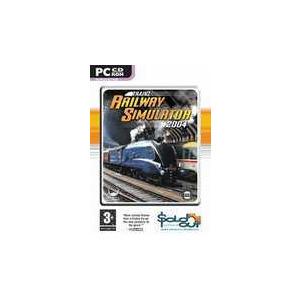 Photo of Railway Simulator PC Video Game