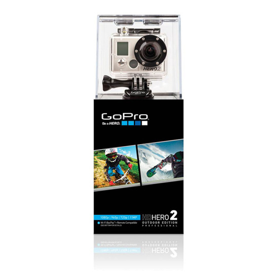 GoPro HD Hero 2 (Outdoor Edition)