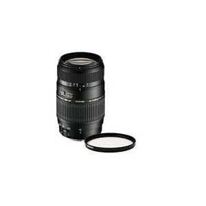 Photo of Tamron 70-300MM F4/5.6 DI LD Macro With UV 62MM Filter Lens