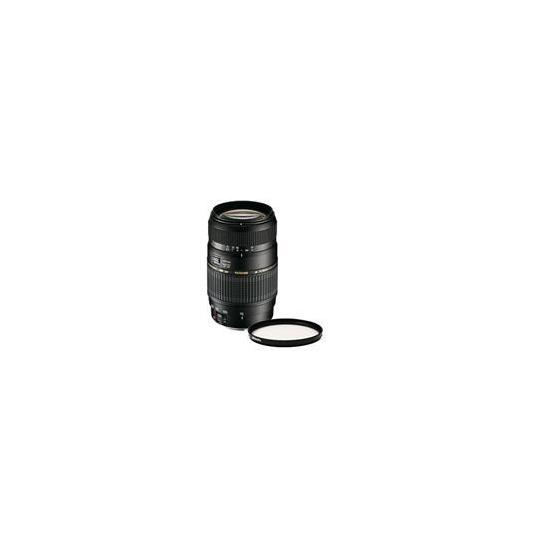 Tamron 70-300mm f4/5.6 DI LD Macro with UV 62mm Filter
