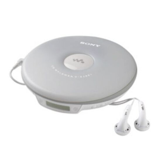Sony D-EJ 001