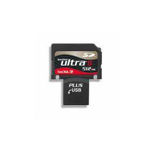 Photo of Sandisk 512MB SD Memory Card