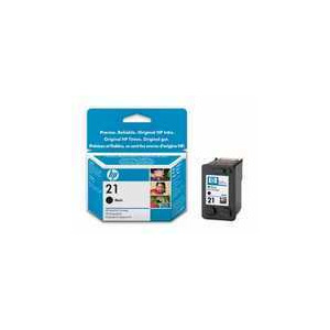 Photo of HP No 21 Black Ink Cartridge