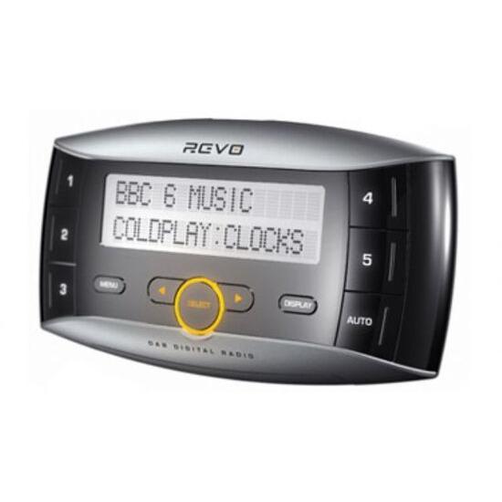 Revo IN-CAR DAB DIGITAL RADIO