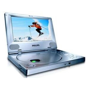 Photo of Philips PET 810 Portable DVD Player