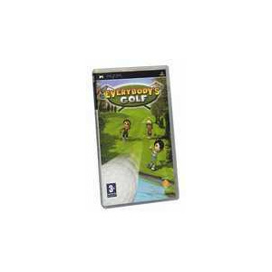 Photo of Everybody's Golf (PSP) Video Game