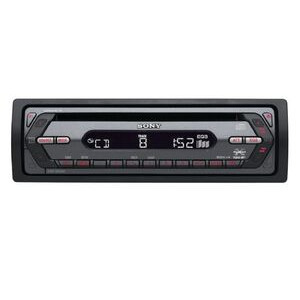 Photo of Sony CDX-S 2050 Car Stereo