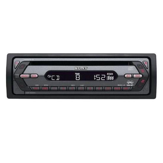 Sony CDX-S 2050