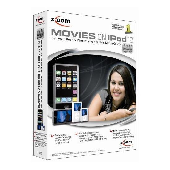 X-oom Movies on iPod v2