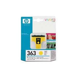Photo of Original HP No.363 Yellow Printer Ink Cartridge C8773EE Ink Cartridge