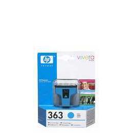 Original HP No.363 cyan printer ink cartridge C8771EE Reviews